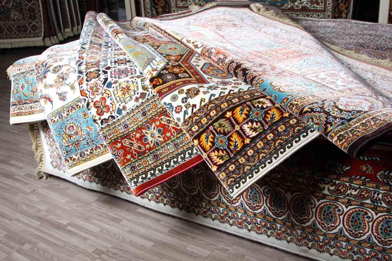 نفیسترین فرشهای ایرانی در اصفهان