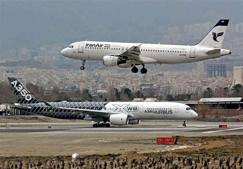 خودداری شرکتهای لیزینگ هواپیما از تجارت با ایران علیرغم معاملههای ایرباس و بوئینگ