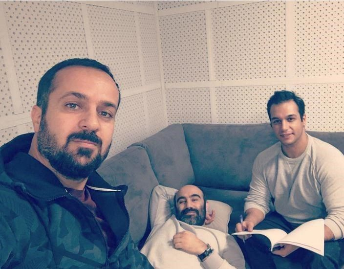 واکنش اینستاگرامی «احمد مهرانفر» بازیگر نقش ارسطو به شایعات عدم حضورش در پایتخت ۵