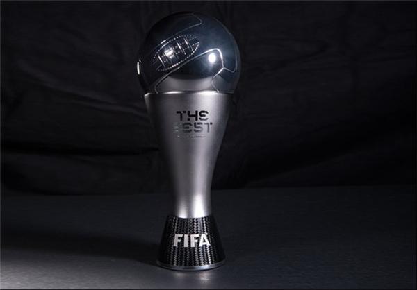 جایزه بهترین بازیکن فیفا رونمایی شد/جام نقرهای در دستان بازیکن سال جهان+عکس