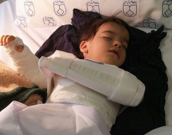 جراحی دست چپ نوزاد اصفهانی به جای دست راست/ از پذیرش خطا توسط پزشک تا نیاز نوزاد به عمل مجدد