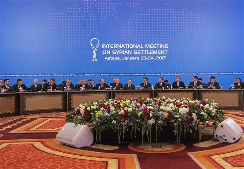آغاز نشست کارشناسان ایران، روسیه، ترکیه و سازمان ملل در «آستانه»