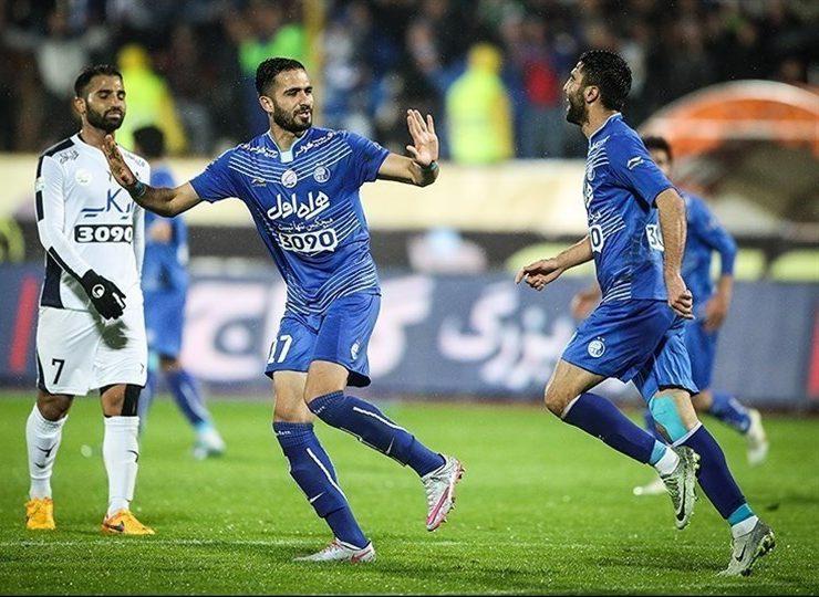 تیم منتخب هفته نوزدهم با تلفیقی از تیمهای لیگ