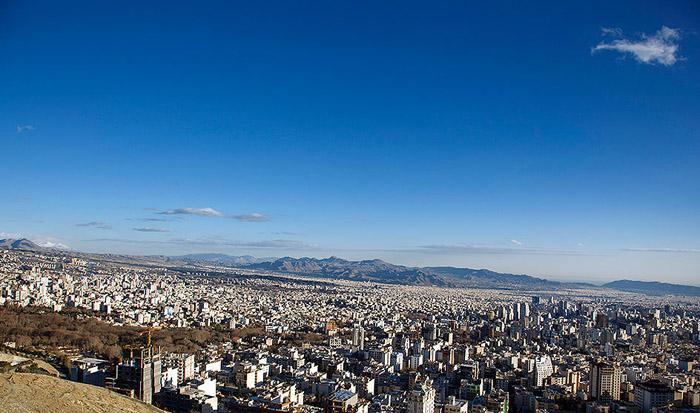 هوای اصفهان امروز پاک پاک است