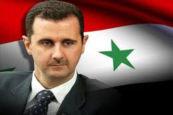 بشار اسد: ایران در پیروزی های اخیر سوریه سهیم است