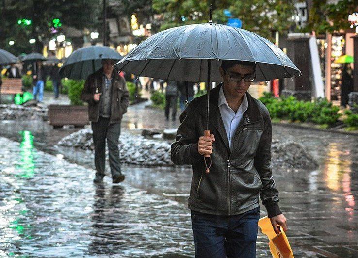 باران و برف تا پایان هفته مهمان کشور خواهد بود