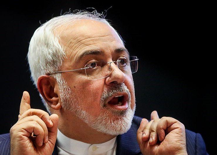 ظریف: ایران تحت تاثیر تهدیدها قرار نمیگیرد
