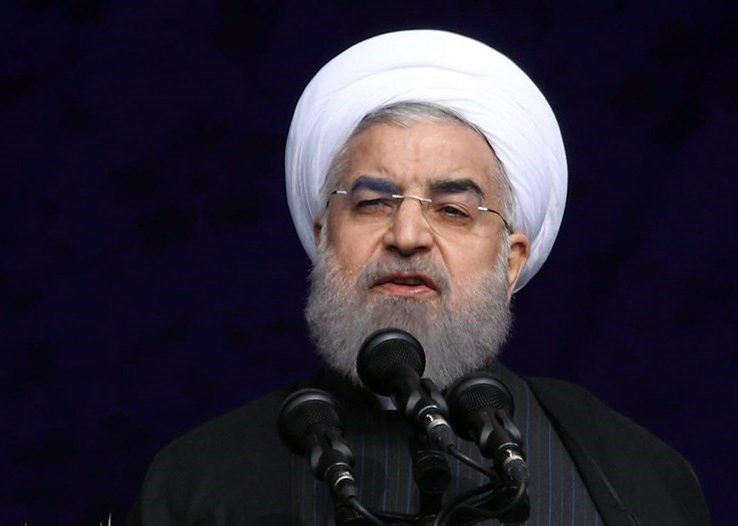 روحانی: هرکس با زبان تهدید با ملت ایران سخن بگوید، این ملت او را پشیمان خواهد کرد