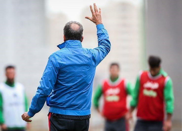 کی روش ۲۳ ملیپوش را برای بازی با قطر و چین فرا خواند