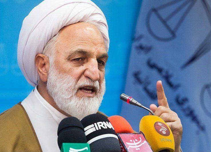 واکنش اژهای به اظهارات اخیر روحانی: مچگیری نمیکنیم ولی مچ دستاندازان به بیتالمال را قطع میکنیم