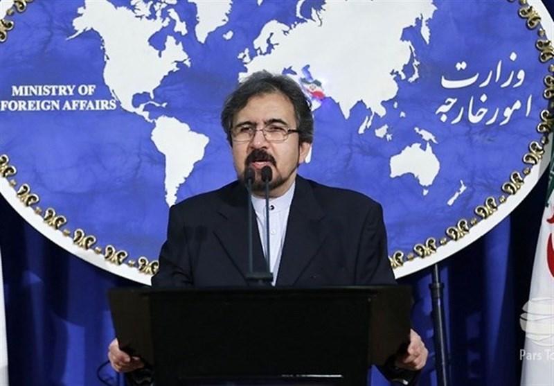 قاسمی: آمریکا در جایگاهی نیست که درباره وضعیت حقوق بشر در دیگر کشورها اظهار نظر یا اقدام نماید