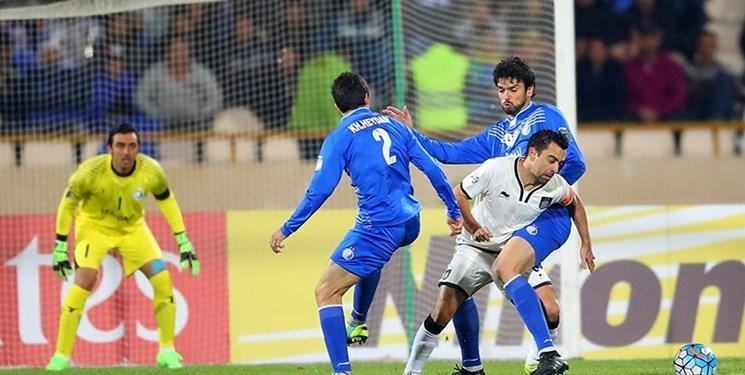 مرحله یک چهارم نهایی لیگ قهرمانان آسیااستقلال ایران – السد قطر؛ یاران ژاوی در محاصره هواداران آبی