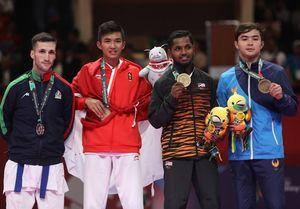 نتایج کامل ورزشکاران ایران در روز هشتم بازیهای آسیایی/ هت تریک نقره و برنز در روز بدون طلا +عکس و جدول