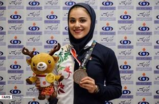 زهرا کیانی: لباس رنگی ووشو را به سفیدی ژیمناستیک ترجیح دادم/ عروسک برنز را میخواستم مدالش را نه!
