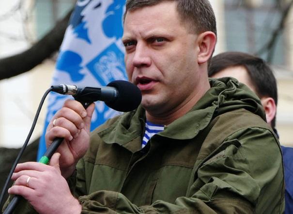 رئیس جمهوری دونتسک ترور شد / سخنگوی دفاعی دونتسک: آمریکا در این ترور دست دارد