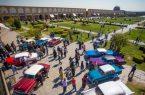 وقتی میدان امام اصفهان محل امن خودروهای کلاسیک دانمارک میشود