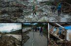 مازندران ۳روز پس از سیل؛روستاهایی که بدون آب و غذا گیرافتادهاند