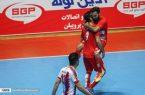 انتقام تساوی قم با ۴ گل در اصفهان / حضور ویدئو چک در سالن پیروزی