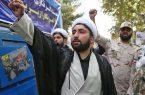 تجمع طلاب حوزه علمیه اصفهان در روز ۱۳ آبان