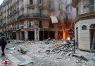 تصاویر انفجار مهیب در پاریس