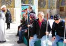 تاجر چینی در مسجد امام(ره) اصفهان مسلمان شد