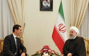 روحانی: همچون گذشته در کنار سوریه خواهیم بود/ اسد: برای قدردانی به ایران آمدهام