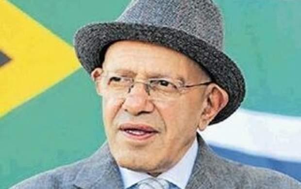 سفیر سابق آفریقای جنوبی در ایران دستگیر شد