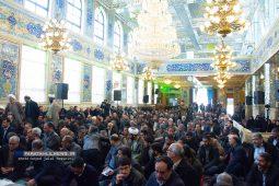 سخنرانی محمد باقر قالیباف در همایش الگوی مدیریت جهادی در تمدن تراز اسلامی