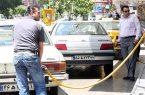 رکورد مصرف بنزین شکست