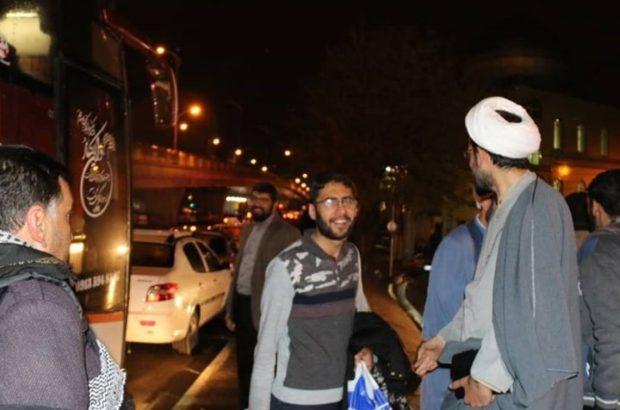 طلاب اصفهانی با سیل مهربانی همراه شدند