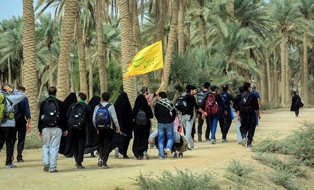 برنامهریزی برای حضور ۳ میلیون ایرانی در پیادهروی اربعین ۹۸