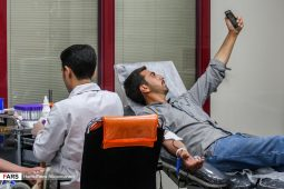 اهدای خون در شبهای قدر