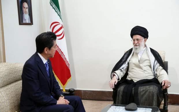 ترامپ را شایسته مبادله پیام نمیدانم و پاسخی هم برای او ندارم/ تجربه تلخ مذاکره با امریکا را تکرار نخواهیم کرد/ مطالب من در چارچوب گفتگو با نخست وزیر ژاپن است/ ژاپن را کشوری دوست میدانیم اگرچه گلایهها وجود دارد