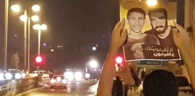 ادامه واکنشها به اعدام ۲ جوان بحرینی/ حمله مزدوران امنیتی آلخلیفه به معترضان