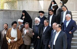 تکرار تجربه تلخ «الیگارک» ها در دولت روحانی / آیا اعتدالیون به دنبال ایجاد یک امپراتوری مالی هستند؟ +تصاویر