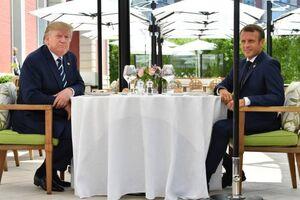 پیام «ظریف» اجلاس G۷ به «روحانی» / مکر مشترک ماکرون-ترامپ چگونه لو رفت؟