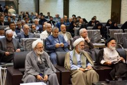 گزارش تصویری از جلسه مجمع نیروهای انقلاب اصفهان