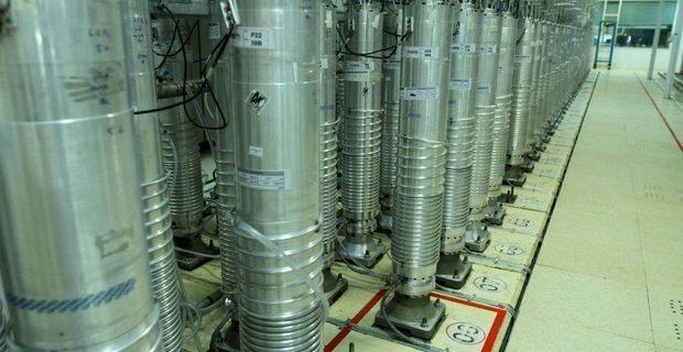 حدود ۲ هزار کیلوگرم گاز UF۶ در سالن خوراکدهی «فردو» قرار گرفت