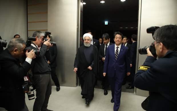 در محرمانه ژاپن چه گذشت/ یلدای کوتاه روحانی و آبه با توافق یا بدون توافق؟/ چرا کنفرانس خبری مشترک برگزار نشد؟