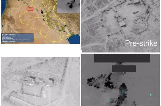۲۵ شهید و ۵۱ نفر مجروح  در حمله آمریکایی ها از خاک عربستان به نیروهای حشد الشعبی عراق