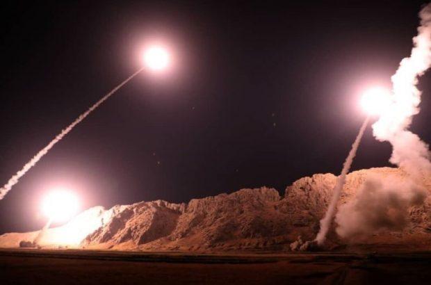 حملات سنگین موشکی سپاه به پایگاه عینالاسد/ سیلی موشکی به آمریکا در عملیات «شهید سلیمانی»/ بیش از ۸۰ تروریست آمریکایی به هلاکت رسیدند +فیلم و نقشه میدانی
