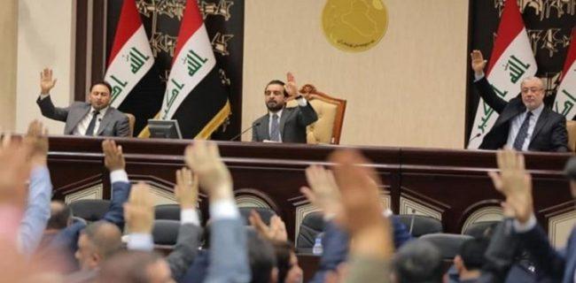 اکثریت پارلمان عراق در جلسه رایگیری امروز خود با طرح خروج نیروهای آمریکایی از عراق موافقت کرد.
