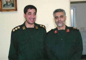 شهدای ایرانی همراه سردار سلیمانی را بشناسید +عکس