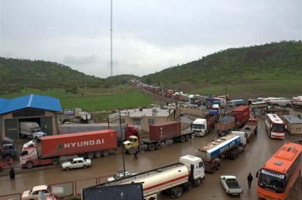 مبادلات تجاری کامیونی ایران با ۴ کشور همسایه ادامه دارد/ لغو محدودیت مبادلات با ۳ کشور تا هفته آینده