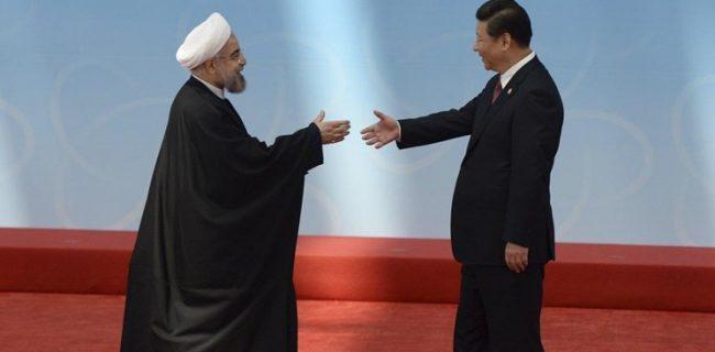 نیویورکتایمز  سند توافق ایران-چین ضربه سنگینی به سیاستهای ضدایرانی ترامپ است