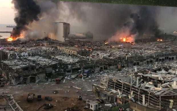۲۷۵۰ تن نیترات آمونیوم در بیروت منفجر شده/ ترامپ: ژنزالها به من گفتند حادثه بیروت یک حمله ترسناک بوده/ کارکنان کدام سفارتخانهها در انفجار بیروت کشته یا زخمی شدند؟
