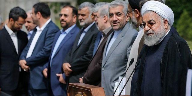 کدام یک از مردان دولت روحانی خیز انتخاباتی برداشتهاند؟