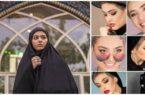 شتپرده نمادسازی از «ریحانه پارسا» چیست؟ / پروژهی «لولیتای ایرانی» و دعوت دختران نوجوان به «طغیان اخلاقی» +تصاویر