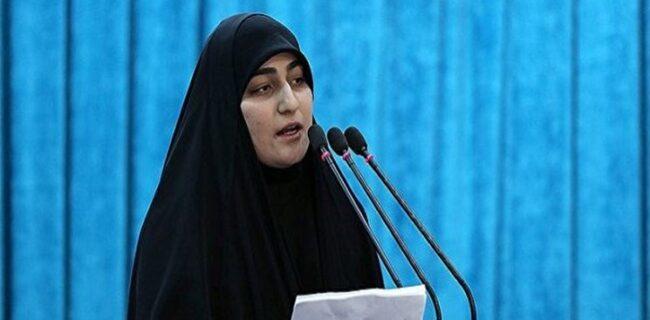 دختر سردار سلیمانی: تقاضایی از جانب خانواده شهید و بنیاد برای اختصاص بودجه صورت نگرفت/بودجه را به حل مشکلات مردم اختصاص دهید