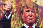 هدیهای از ایران برای تودیع ترامپ